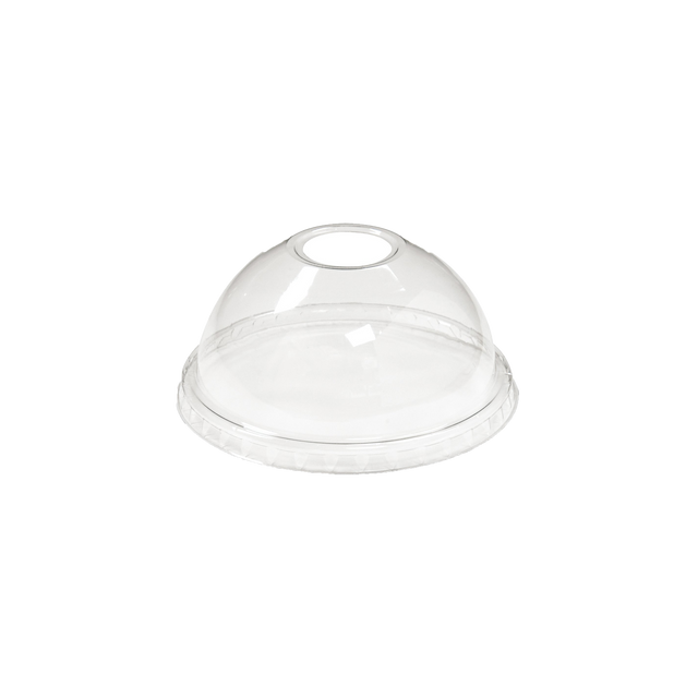 Clear Cup Lid - Dome