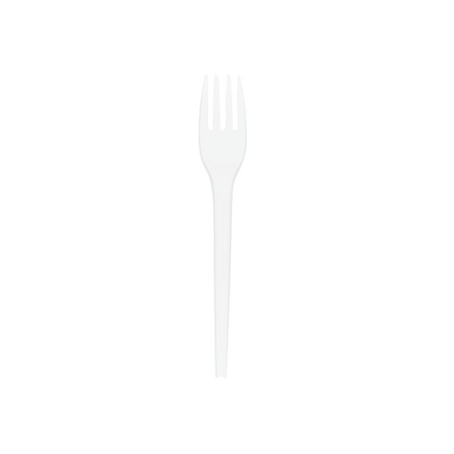 Cutlery - White - Fork