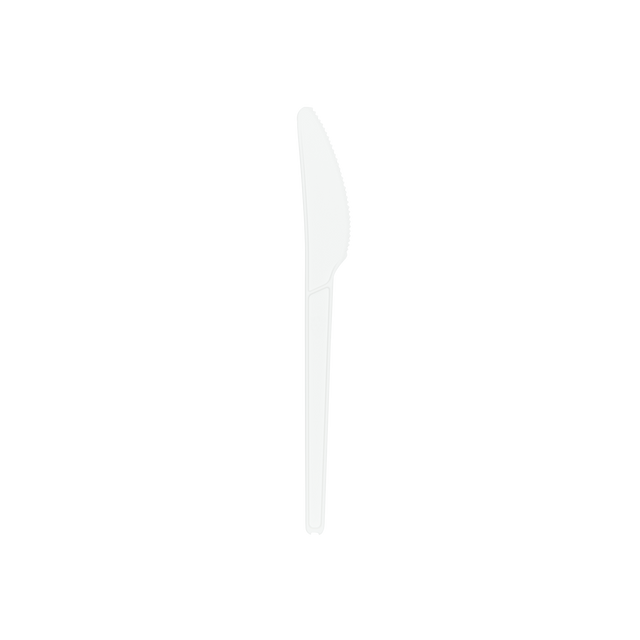 Cutlery - White - Knife