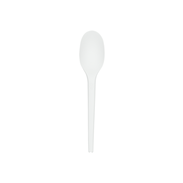 Cutlery - White - Spoon