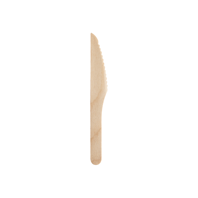 Cutlery - Wooden Knife