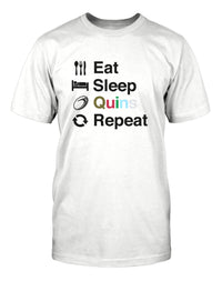 Eat Sleep Quins Repeat