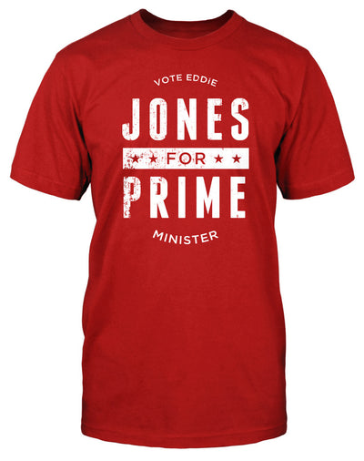 Eddie Jones for Prime Minister
