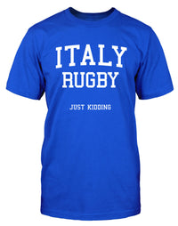 Italy Rugby Just Kidding