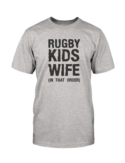 Rugby Kids Wife