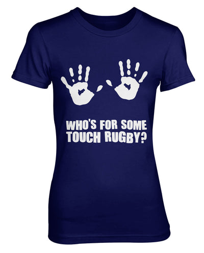 Touch Rugby Womens