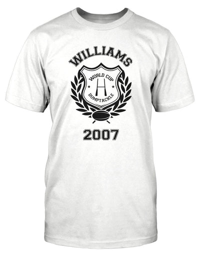 Player Crest Williams