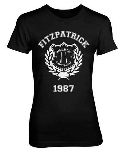 Player Crests Fitzpatrick Womens