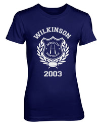 Player Crest Wilkinson Womens