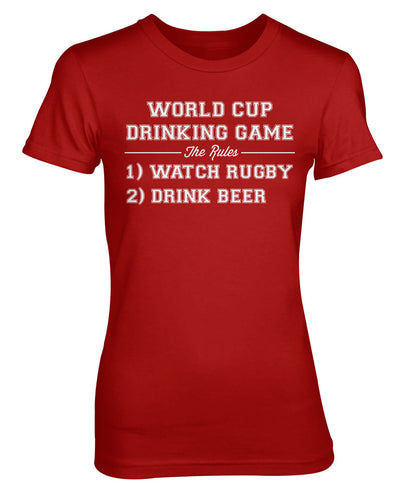 World Cup Drinking Game Womens