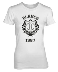 Player Crest Blanco Womens