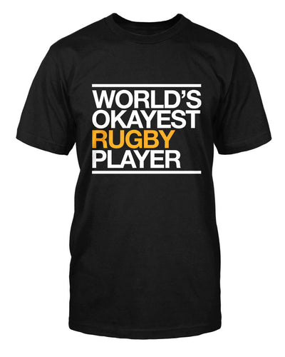 World's Okayest Rugby Player