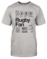 Rugby Fan Packaging