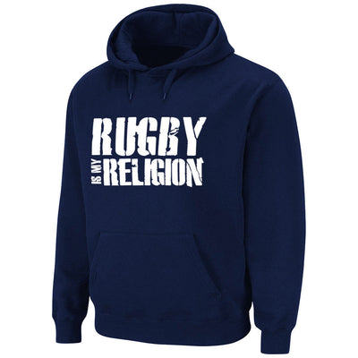 Rugby Is My Religion Hoody