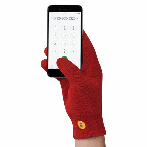 COZY Lined Winter Touchscreen Gloves