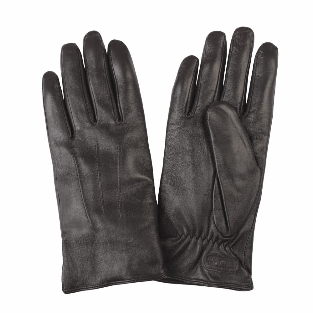 Womens leather gloves with touch screen fingers - Women S Classic Leather Touch Screen Glove