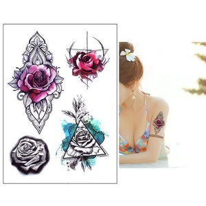 Mystery rose pack temporary tattoo | Momentarytattoos | Tattoos Online Shop | Temporary Tattoos | Tattoo Design | Tattly | Ink | Momentary Ink | Temporary Tattoo Ink | Body Art | Boys Tattoo | Tattoo for men | Girls Tattoo | Tattoo for women | Inkbox | Tatuagens temporarias | Realistic Tattoo | Fake Tattoos | Tatuagens | Temporary Tattoo Diy | Ink Tattoo | Semi Permanent Tattoo | Temporary Tattoo Material