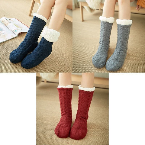 Cozies Ultra Fluffy All Socks