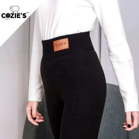 Cozie's Winter Leggings High Waist