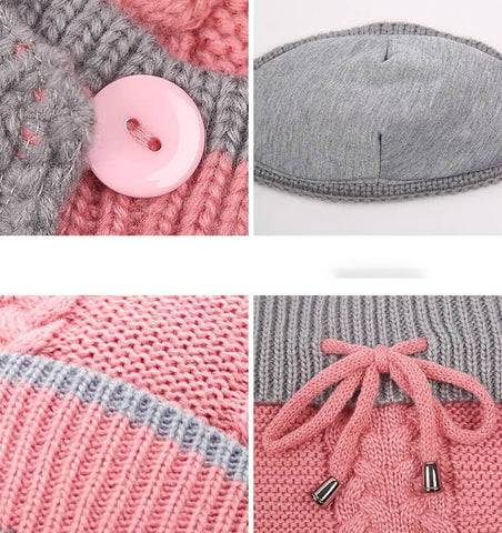 Cozies Beanie Bundle Material