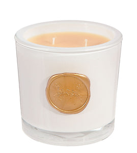 24 oz Suede fragrant candle