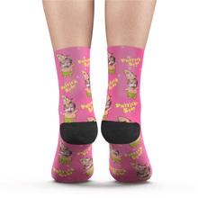 Custom Photo Socks Patrick Star - MyPhotoSocks