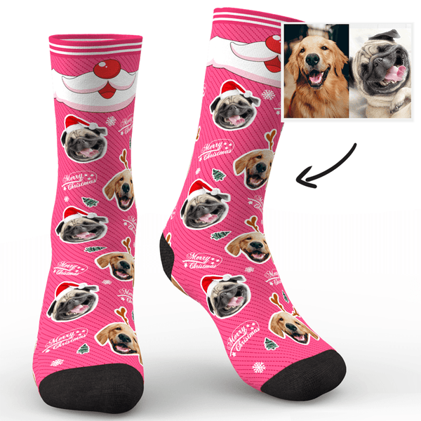 Custom Photo Socks Yes I Do With Your Text - MyPhotoSocks