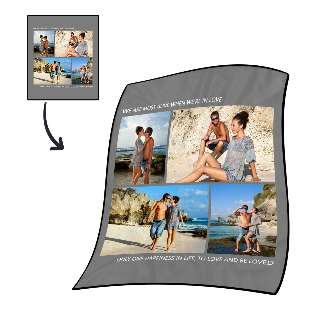 Four / Five / Six Photos Template Extras - MyPhotoSocks