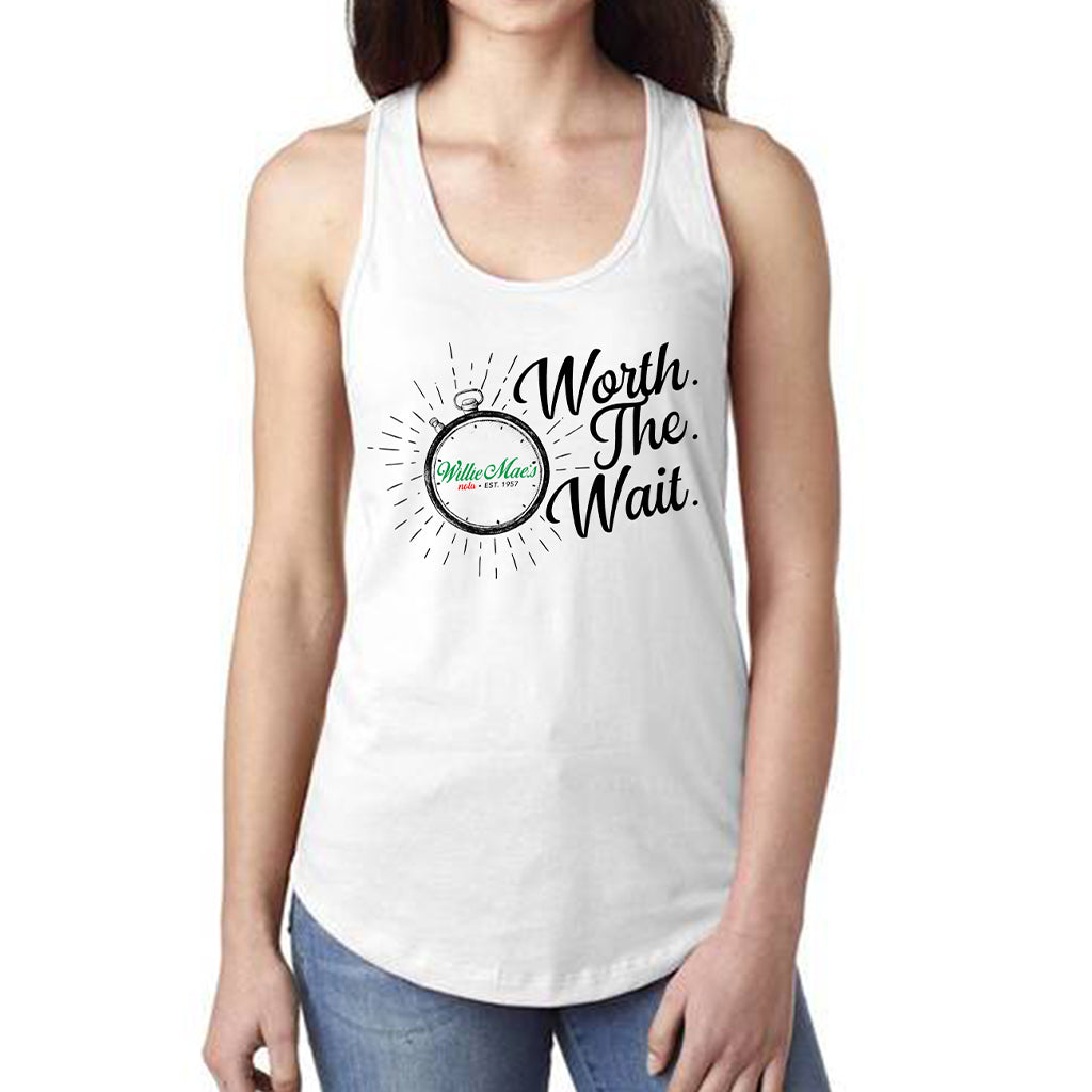 WMSH 'Worth The Wait' Tank - Female