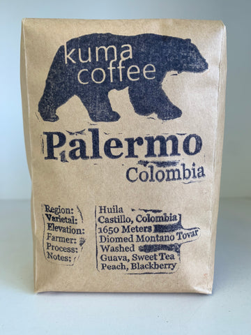 Colombia Palermo *NEW*