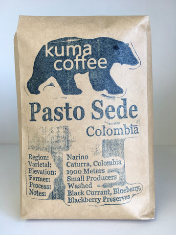 Colombia Pasto Sede **NEW**