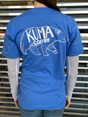 *NEW* Kuma Coffee Sweet Bear T-Shirt