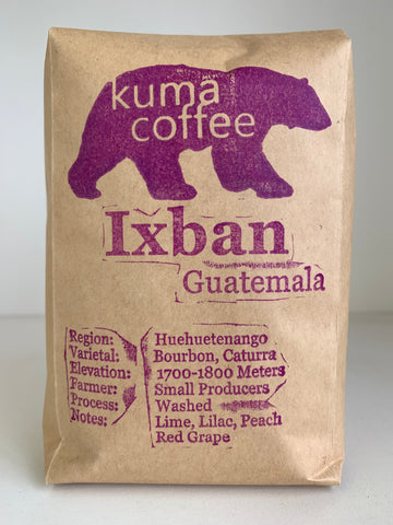 Guatemala Ixban *NEW*