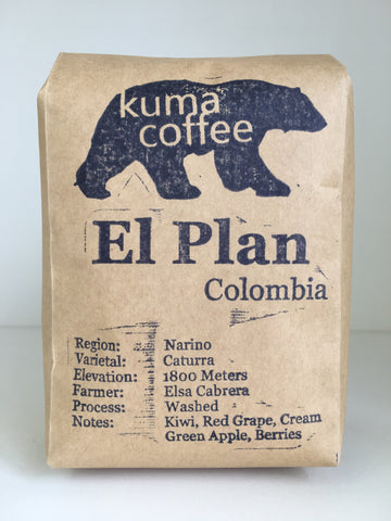 Colombia El Plan **NEW**