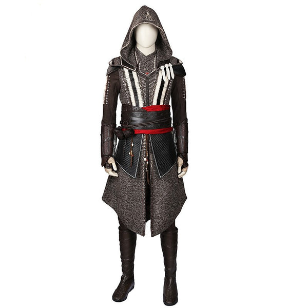 Assassin's Creed Callum Lynch Cosplay Costume Full Set for Men Cosplay