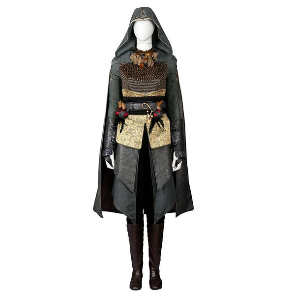Assassin's Creed Maria Cosplay Costume Full Set for Women Cosplay