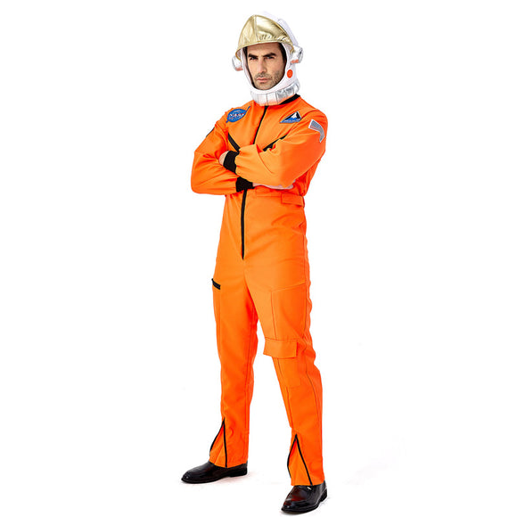 Astronaut Costume Halloween Cos Prop for Adults