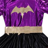 Batwoman Costume Suit for Girls Cosplay