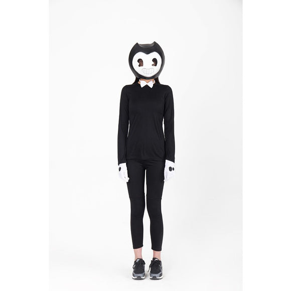 Bendy And The Ink Machine Bendy Costumes Outfit for Boys and Girls