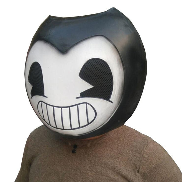 Bendy And The Ink Machine Bendy Cute Mask Cosplay Prop