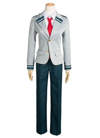 Boku No Hero Academia My Hero Academia Izuku School Uniform Cosplay Costume  Full Suit