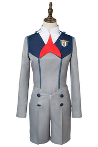 DARLING in the FRANXX Hiro Code 016 Uniform Cosplay Costume