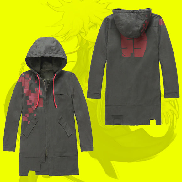 Danganronpa Komaeda Nagito Costume Cosplay Coat for Adult