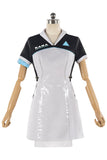 Detroit Become Human Costume KARA Costume Code AX400 Agent Outfit Girls Dress