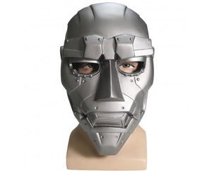 Dr Doom Mask Fantastic Cosplay Helmet PVC For Halloween Cosplay