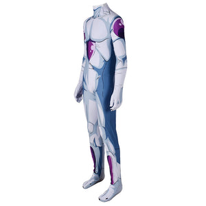 Dragon Ball Z The Resurrected Frieza Costume Halloween Cosplay for Adults