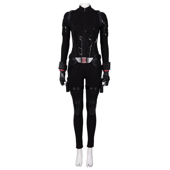 Endgame Black Widow Natasha Romanoff Cosplay Costume Cosplay Deluxe Outfits