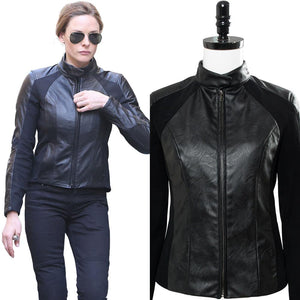Fallout Rebecca Cool Jacket Cosplay Costume Mission Impossible