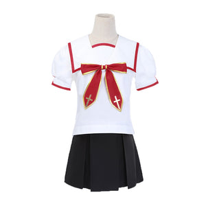Fate Grand Order Illyasviel von Einzbern Magical Girl Uniform Suit Cosplay Costume