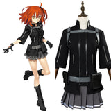 Fate Grand Order Cosmos in the lostbelt Ritsuka Fujimaru Girls Cosplay Costume Dress